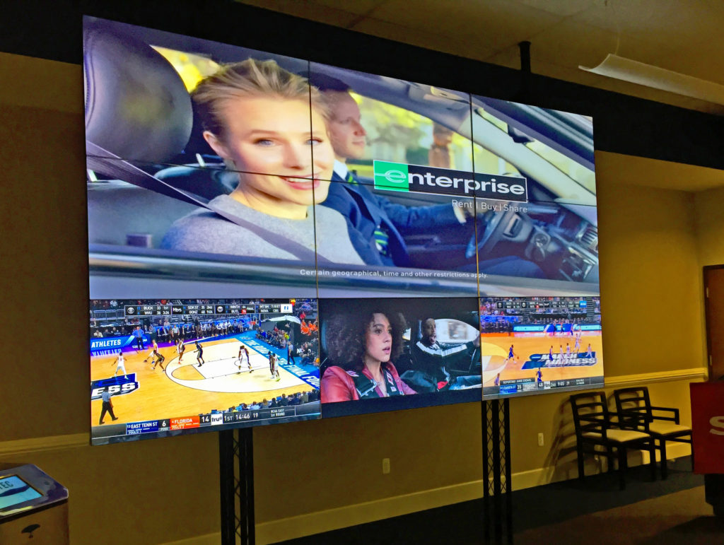 Michigan Video Wall Design, Sales, and Installation by Omni Cabling & Technology Integration